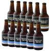 アウグスビール 飲み比べセット2(ホワイト&ピルスナー) 12本セット AUGUST BEER