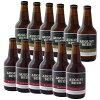 アウグスビール 飲み比べセット3(ピルスナー&ダークピルスナー) 12本セット AUGUST BEER