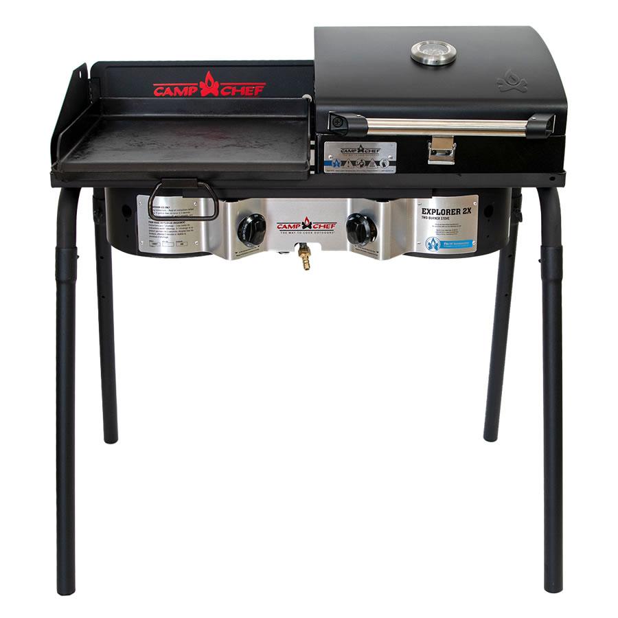 バーべキュー・クッキング用品, バーベキューコンロ  EXPLORER 2X 2BBQ EX60FP(J) BOX Camp Chef