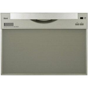 リンナイ ビルトイン食洗機 幅60cmワイドタイプ RSW-601C-SV [80-7641]《特定保守製品》