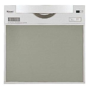 リンナイ ビルトイン食洗機 コンパクトタイプ RSW-C401C(A)-SV [80-7439]《特定保守製品》