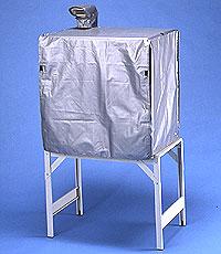 リンナイガス衣類乾燥機用本体保護カバー(5kgタイプ用)DC-50【部品・送料別途】