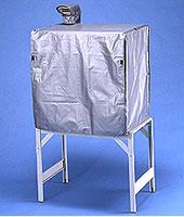 リンナイガス衣類乾燥機用本体保護カバー(3kgタイプ用)DC-30【部品・送料別途】