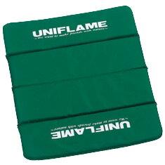 【655474】 ポケットサイズに畳める携帯クッション《在庫あり。あす楽対応》ユニフレーム UNI...