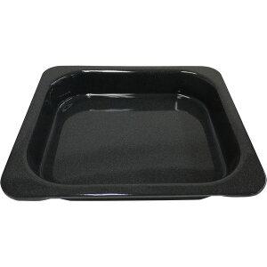 リンナイ卓上ガスオーブンRCK-10M(a)用パーツ深型オーブン皿【部品・送料別途】