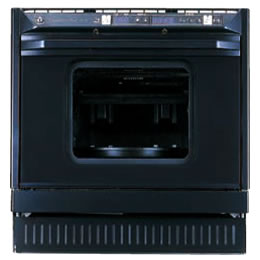 パロマビルトインガスオーブンカラー:ブラック容量約44LPCR-500C