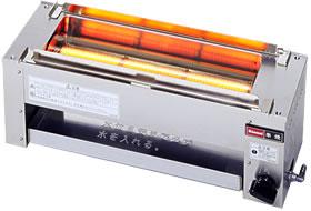 リンナイガス赤外線グリラー(下火式)串焼き61号RGK-61D