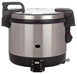 パロマ業務用ガス炊飯器(1.5升炊き)電子ジャー付PR-3200S【送料無料】