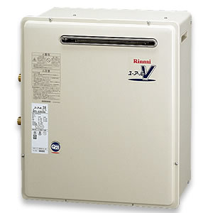 《送料無料》リンナイ 給湯器_付き風呂釜 16号フルオート・浴室隣接設置・屋外据置タイプ RFS-A1610ARFS-A1610A:ガス器具ネット
