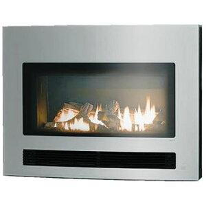 リンナイガス暖炉「アリーバ」RHFE-750ETR-GS(PLASMA)【送料無料】