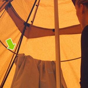Tentipiテントに便利な「洗濯物干し」《在庫あり。あす楽対応》TENTIPI Drying Rail Set 15 ...