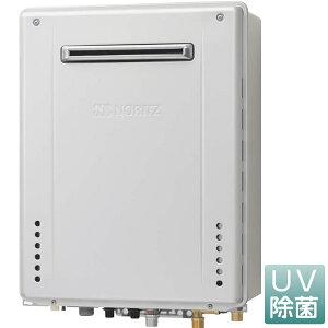 ノーリツ 高効率ガスふろ給湯器 GT-C1662PAWX BL 屋外壁掛形/プレミアム(フルオート+UV除菌) エコジョーズ