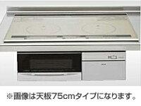 *クリナップ*ZEFCR6H10LSSIHクッキングヒータービルトインタイプ天板60cm水無両面焼シルバー