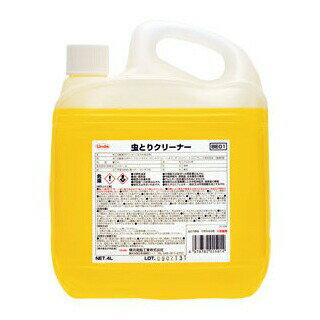 【送料無料】虫とりクリーナー (4L)(2本入) 横浜油脂工業