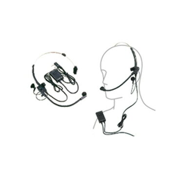【送料無料】ケンウッド 特定小電力トランシーバー デミトス用 HMC-3(G) ヘッドセット