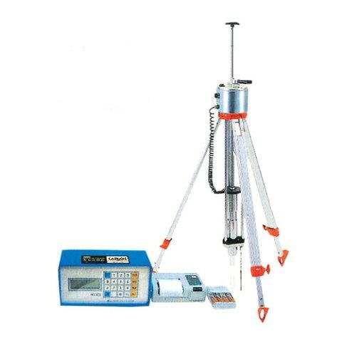 簡易支持力測定器キャスポル MIS-244-0-62 NETIS KK-980055-V マルイ