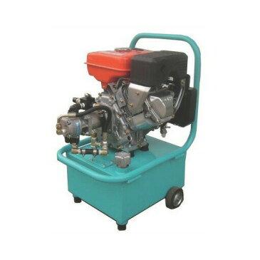 板橋 油圧パワーユニット HU-27 550×450×760mm [送料無料]
