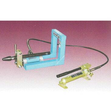 板橋 手動式油圧管工機(セット) エコモール 7kg [送料無料]