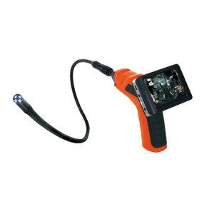 【送料無料】日動工業 工業用内視鏡 IES35-3 LCDモニター付ファイバースコープ