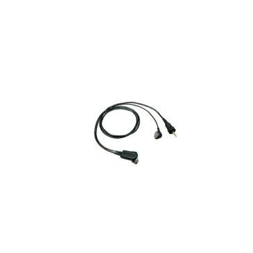 【送料無料】中継器対応特定小電力トランシーバー デミトス mini用 イヤホン付クリップマイクロホン EMC-13 ケンウッド
