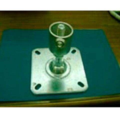 単管接続水平ベース 2tタイプ S-15-1A-2000B ジョイント工業締付:ホーローセット(イモネジ)