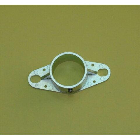 単管接続金具 10-1B-Z ベース・壁・木材止め金具 亜鉛合金 ジョイント工業