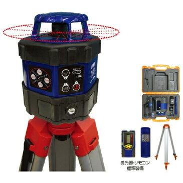 アックスブレーン 水平回転レーザー PL-600H 回転レーザーレベル(標準付属:受光器/三脚)