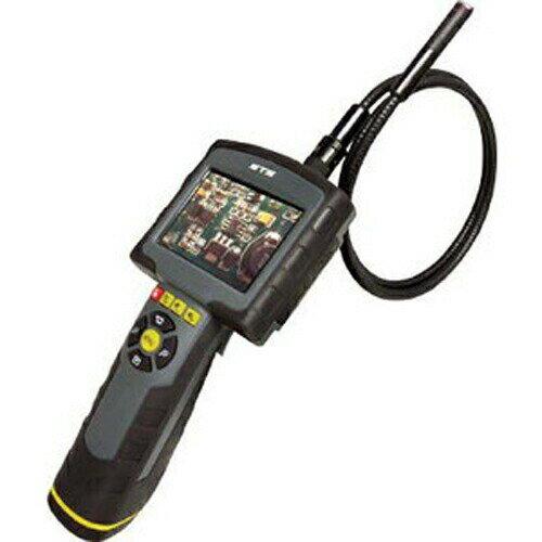 液晶モニター付工業用内視鏡 SDI-55 標準セットMicroSDカード対応 STS [送料無料]