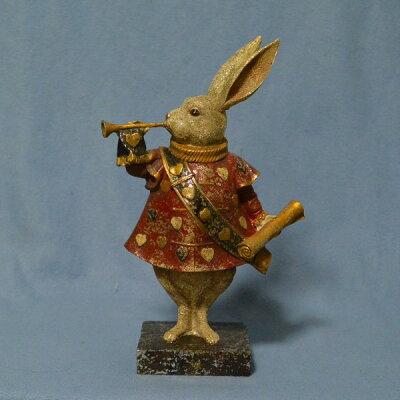 不思議の国のアリスに出てくるウサギさん