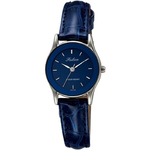 【メール便対象】CITIZEN シチズン Q&Q ファルコン レディース腕時計 QA37-302