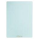 【メール便対象】事務用ソフト下敷き 硬筆用 B5判厚口 NO.1201 薄グリーン