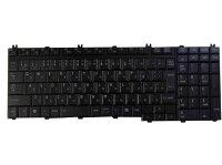 ノートPC EX等用 ノートパソコン キーボード(黒)