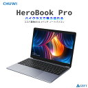【8/5はエントリー&楽天カード決済でポイント7倍】CHUWI Herbook Pro ノートパソコン 14.1インチ Laptop Windows10 - GBFT Online
