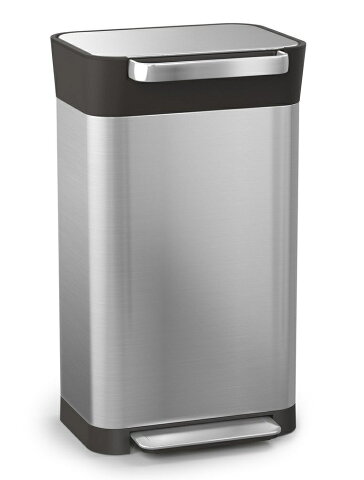【6/25はエントリー&楽天カード決済でポイント7倍】Joseph Joseph ゴミを1/3に圧縮するゴミ箱 クラッシュボックス 30030