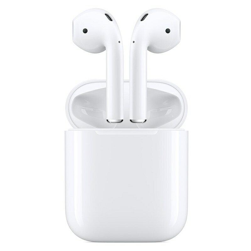 オーディオ, ヘッドホン・イヤホン 1210245075 Apple AirPods with Charging Case MV7N2JA