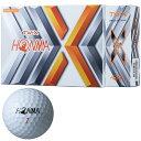 【10/14までまとめ割クーポン最大10%OFF】 本間ゴルフ TOUR WORLD TW-X ゴルフボール 1ダース HONMA ツアーワールド  ゴルフボール まとめ買い ついで買い・・・