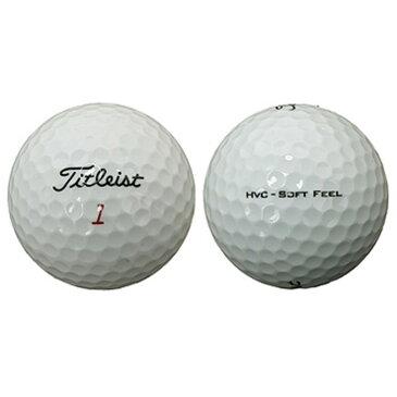 タイトリスト TITLEIST HVC Soft Feel[タイトリスト TITLEIST PRO V1 VG3 ベロシティ VELOCITY ゴルフボール ゴルフ小物 ダース ケース まとめ買い ついで買い 即納 あす楽]