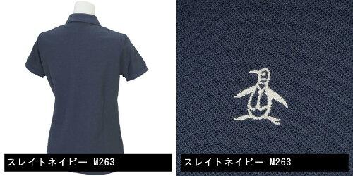 マンシングウェアMunsingwear半袖ポロシャツXSL1600Aレディス
