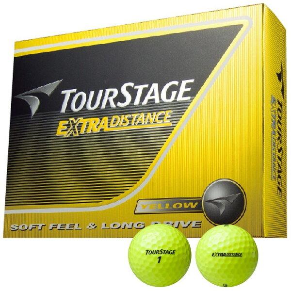 ゴルフボール1ダースブリヂストンツアーステージTOURSTAGEエクストラディスタンス まとめ買いついで買い あす楽