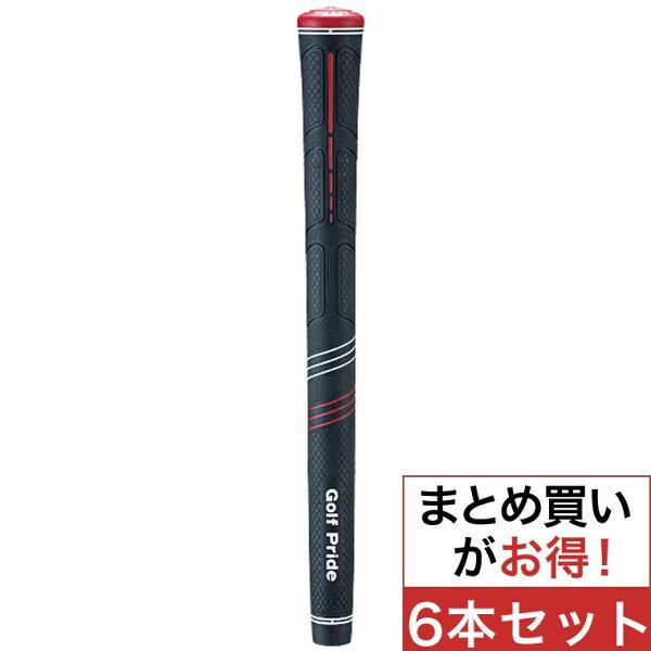 ゴルフプライドGolfPrideCP2プロスタンダードグリップ6本セットまとめ買いゴルフグリップウッド用アイアン用太め柔らかい