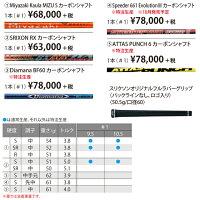 【送料無料】【2016年モデル】スリクソンSRIXONZ565ドライバーMiyazakiKaulaMIZU5カーボンシャフト