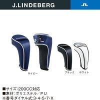 【送料無料】【2017年モデル】J.LINDEBERGジェイリンドバーグファウェイウッド用ヘッドカバーJL-415F