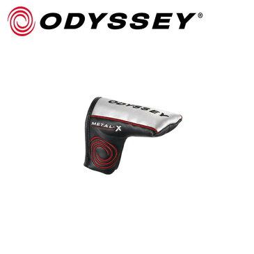 【送料無料 メール便】 ODYSSEY オデッセイ METAL-X ブレードタイプ(小) パターカバー 553046