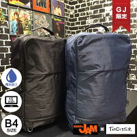 GEAR'sJAM×TRICKSTERGTR006GJ限定商品撥水10ポケットリュックサック