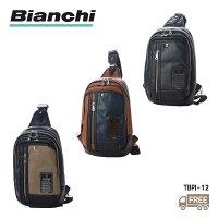 【Bianchi】ビアンキボディバッグTBOI12