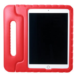 iPad_Air_2衝撃吸収ケース(子供用・レッド)