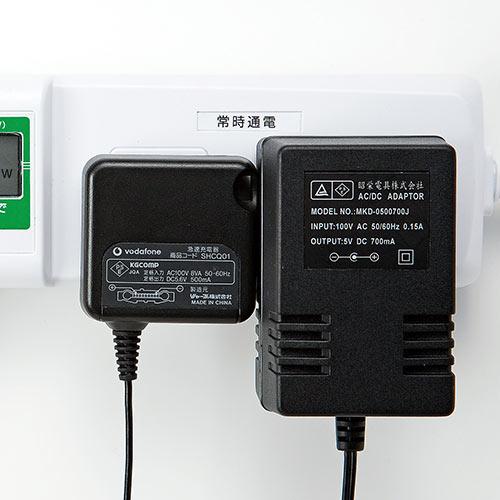 RETZ『ワットメーター付電源タップ(TP1052DW)』