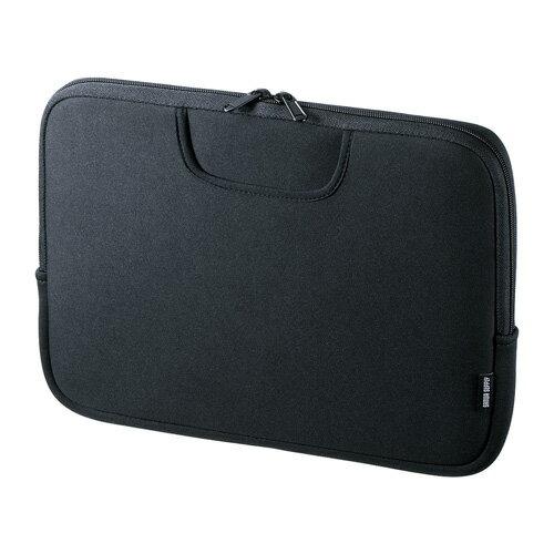 インナーケース ポケット付き パソコン 11.6型ワイド IN-WETP11BK サンワサプライ
