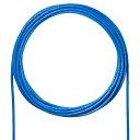 【ポイント5倍~10/25まで】カテゴリ6A LANケーブルのみ ブルー 300m KB-T6A-CB300BL サンワサプライ 1