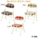 【送料無料】 Repキャリーチェアー(mini) ST-2825 【キッズチェア】【ミニチェア】【子供用椅子】【ジュニアチェア】【パイプ椅子】